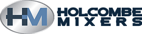 holcombe mixers transparent logo