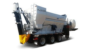 holcombe mixers hm12ht volumetric concrete mixer truck