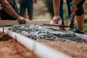 Concrete Curing Process