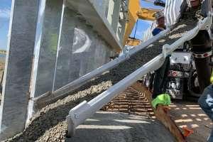 holcombe mixers volumetric concrete mixer operator